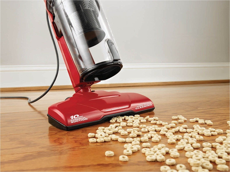 best bagless vacuum for hardwood floors