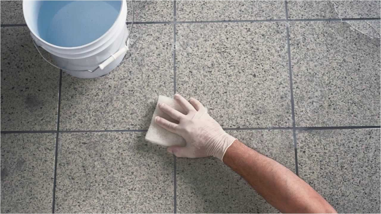 Best Epoxy Grout for Shower Floor Laticrete Pro Tips Epoxy Grout Haze Removal Youtube