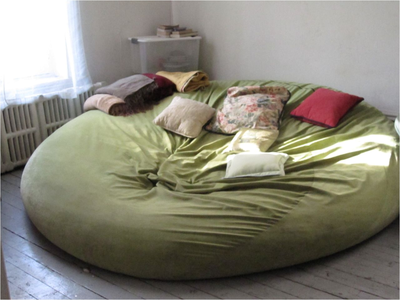 Big Bag Chairs Funny Bean Bag Chairs Biggest Bean Bag Chair Bed I Ve Ever Seen In