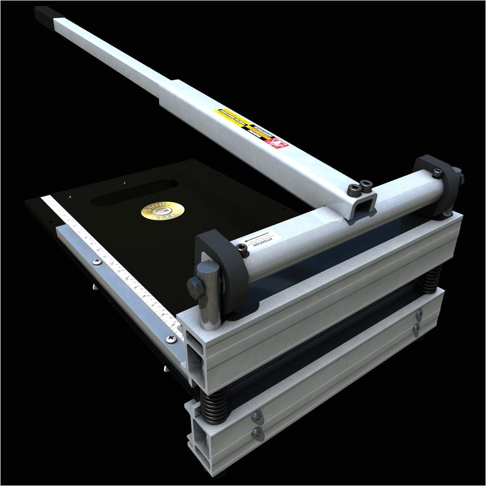 Bullet tools 13 In. Ez Shear Laminate Flooring Cutter 213sid Ez Shear Bullet tools