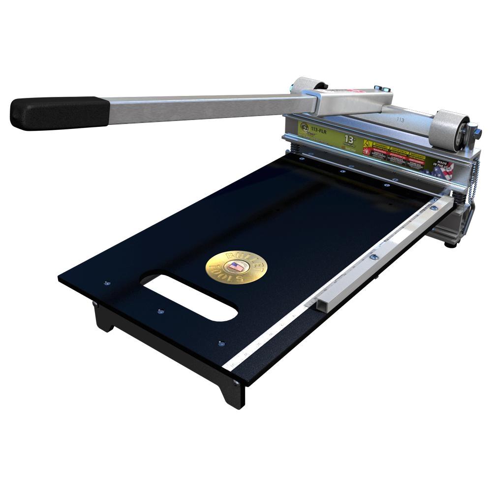 Bullet tools 13 In. Ez Shear Laminate Flooring Cutter Bullet tools 13 In Ez Shear Laminate Flooring Cutter for Laminate