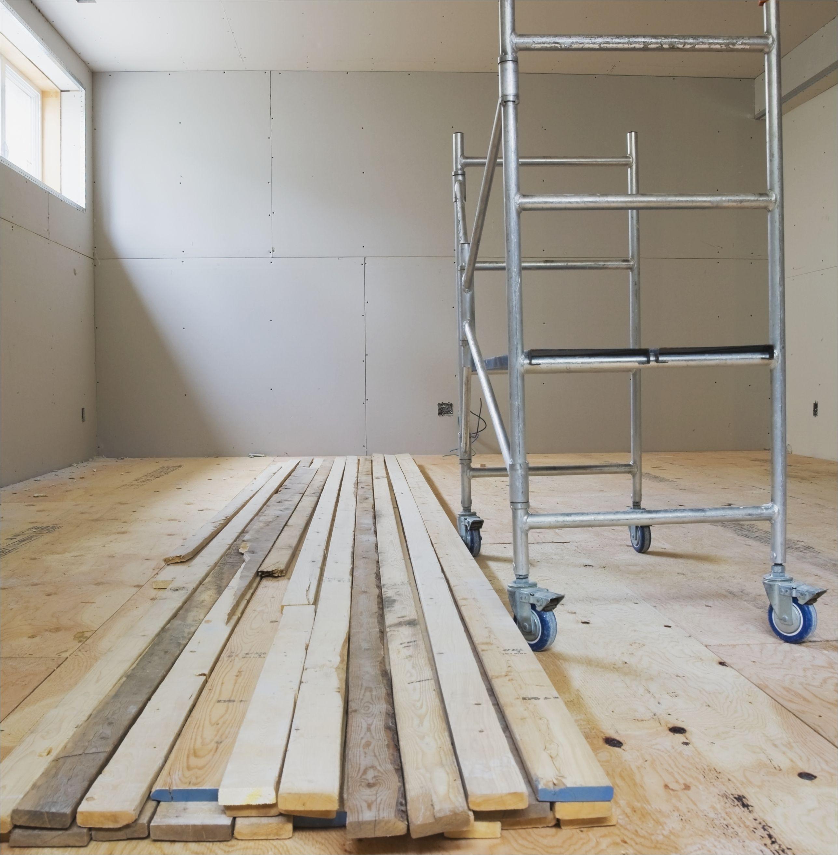 Diy Heated Basement Floor Basement Subfloor Options for Dry Warm Floors
