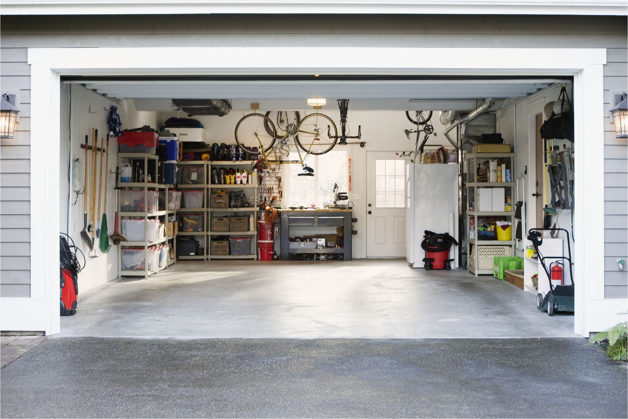 Diy Heated Garage Floor Ensure A Long Lasting Concrete Garage Floor