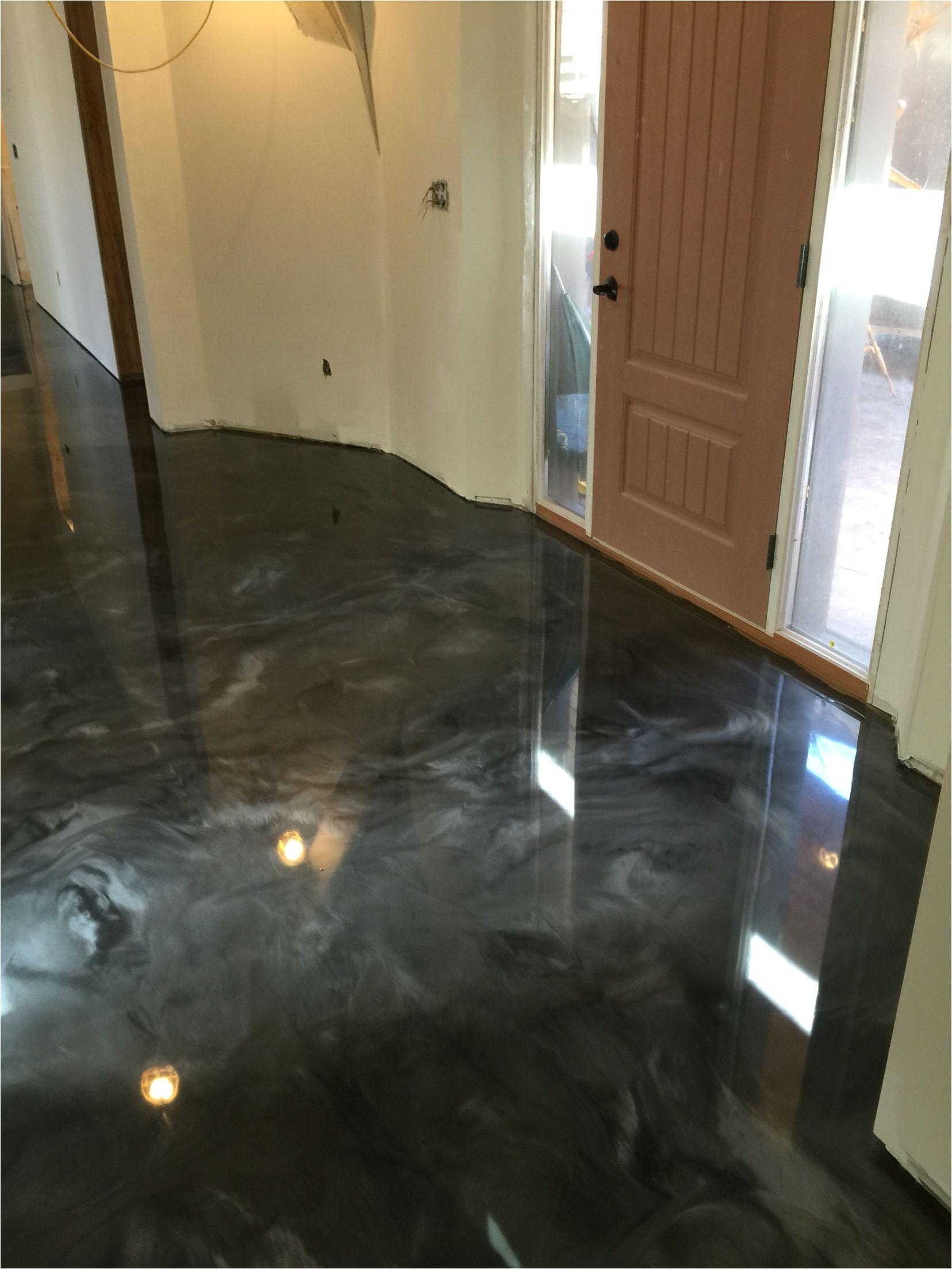 Elite Garage Floors Nh Metallic Epoxy Floor Coating by Sierra Concrete Arts Interior