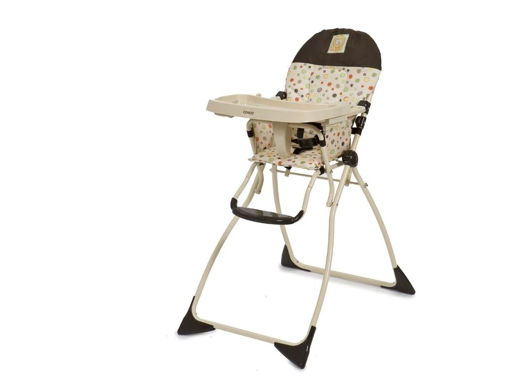 Evenflo Compact Fold High Chair Canada Cosco Flat Fold High Chair Consumer Reports