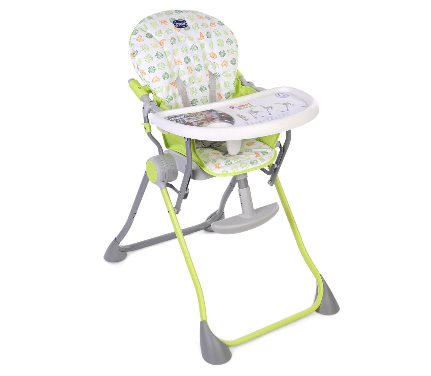 Astounding Evenflo Compact Fold High Chair Lima Chicco Pocket Meal High Machost Co Dining Chair Design Ideas Machostcouk