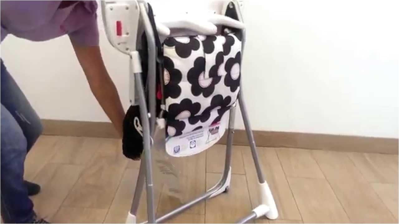 Evenflo Compact Fold High Chair Marianna Silla De Comer Compact Fold Baby Box Youtube
