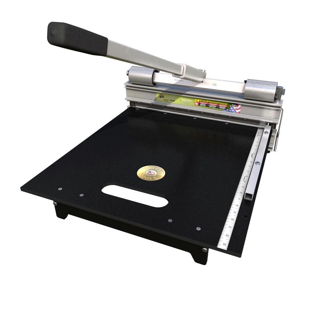 Ez Shear Laminate Flooring Cutter Bullet tools 20 In Ez Shear Laminate Flooring Cutter for Pergo and