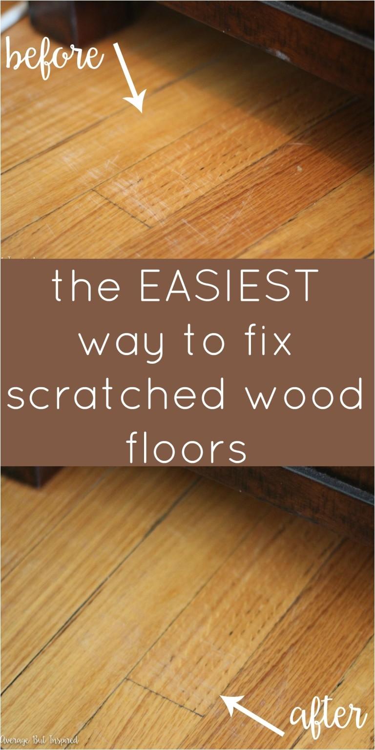 Fix Scratched Wood Floor 15 Wood Floor Hacks Every Homeowner Needs to Know