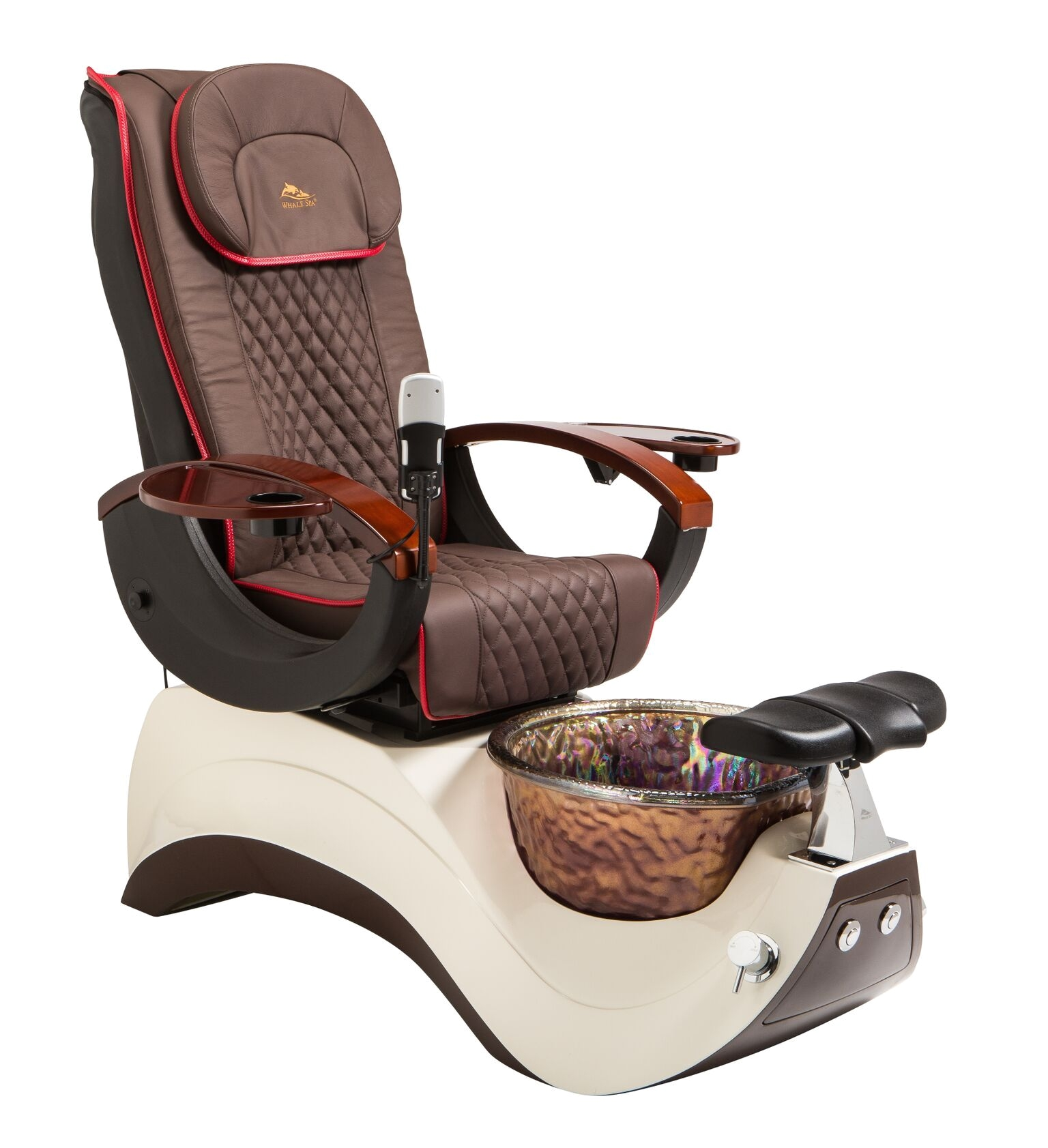Gulfstream Lavender Pedicure Chair Glass Sink Spas Spa Chairs Pedicure Spa Lee Nail Supply