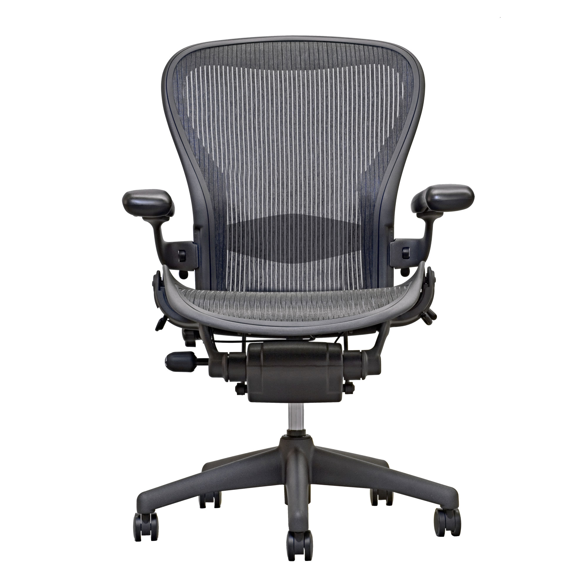 Herman Miller Aeron Chair Sizes A B C Aeron Chair by Herman Miller