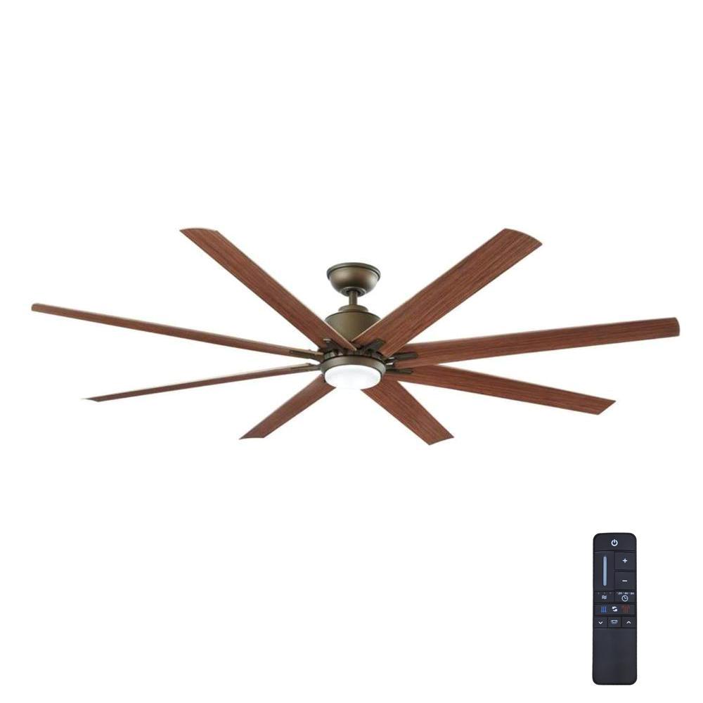 Home Depot Floor Fans In Store Home Decorators Collection Kensgrove 72 In Led Indoor Outdoor