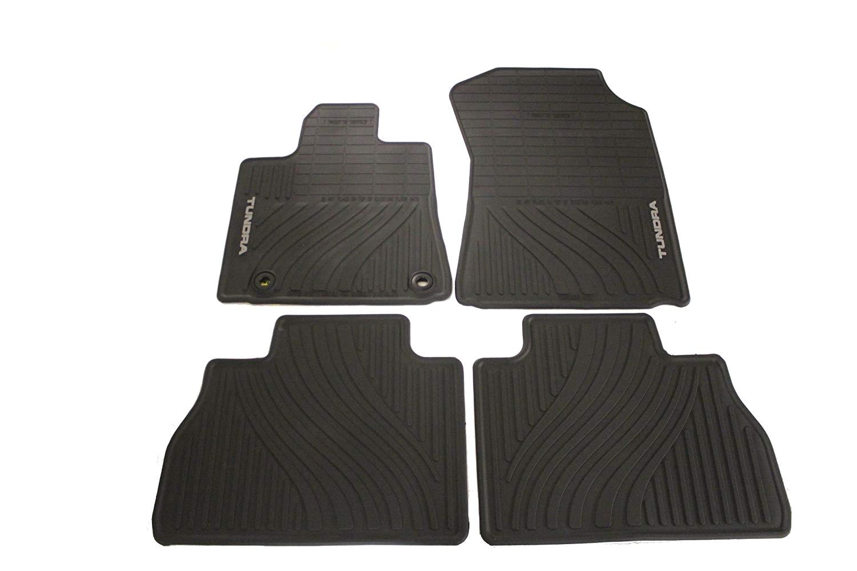 Honda Floor Mats Autozone Amazon Com Genuine toyota Accessories Pt908 34121 20 Front and Rear