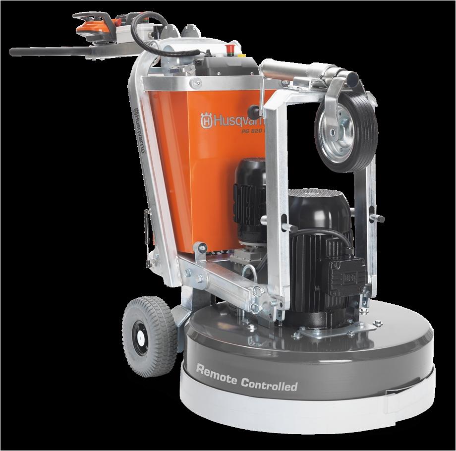 Husqvarna Floor Grinder Pg 400 Husqvarna Floor Grinders Polishing Pg 820 Rc