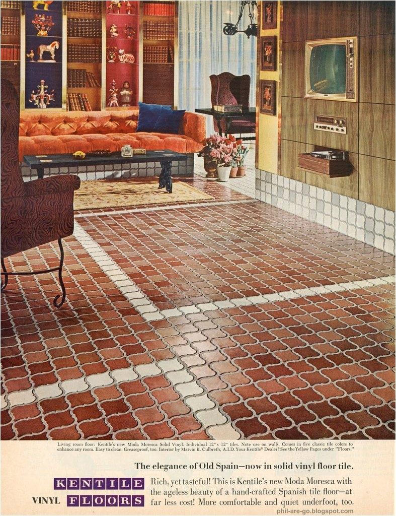 Kentile asphalt Floor Tile asbestos Tile the Colors Hand Eye Supply