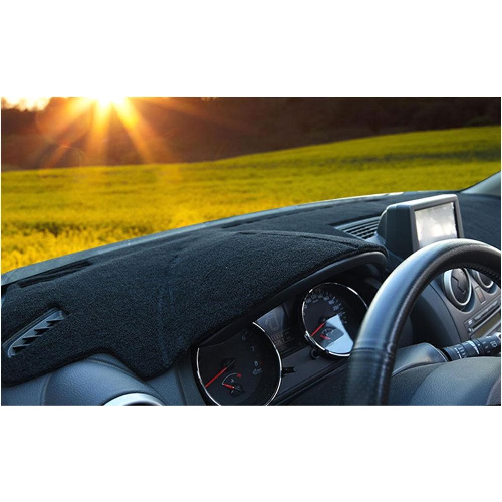 Laser Cut Floor Mats for Cars Bbq Fuka Car Inner Front Dashboard Cover Dashmat Dash Mat Pad Sun