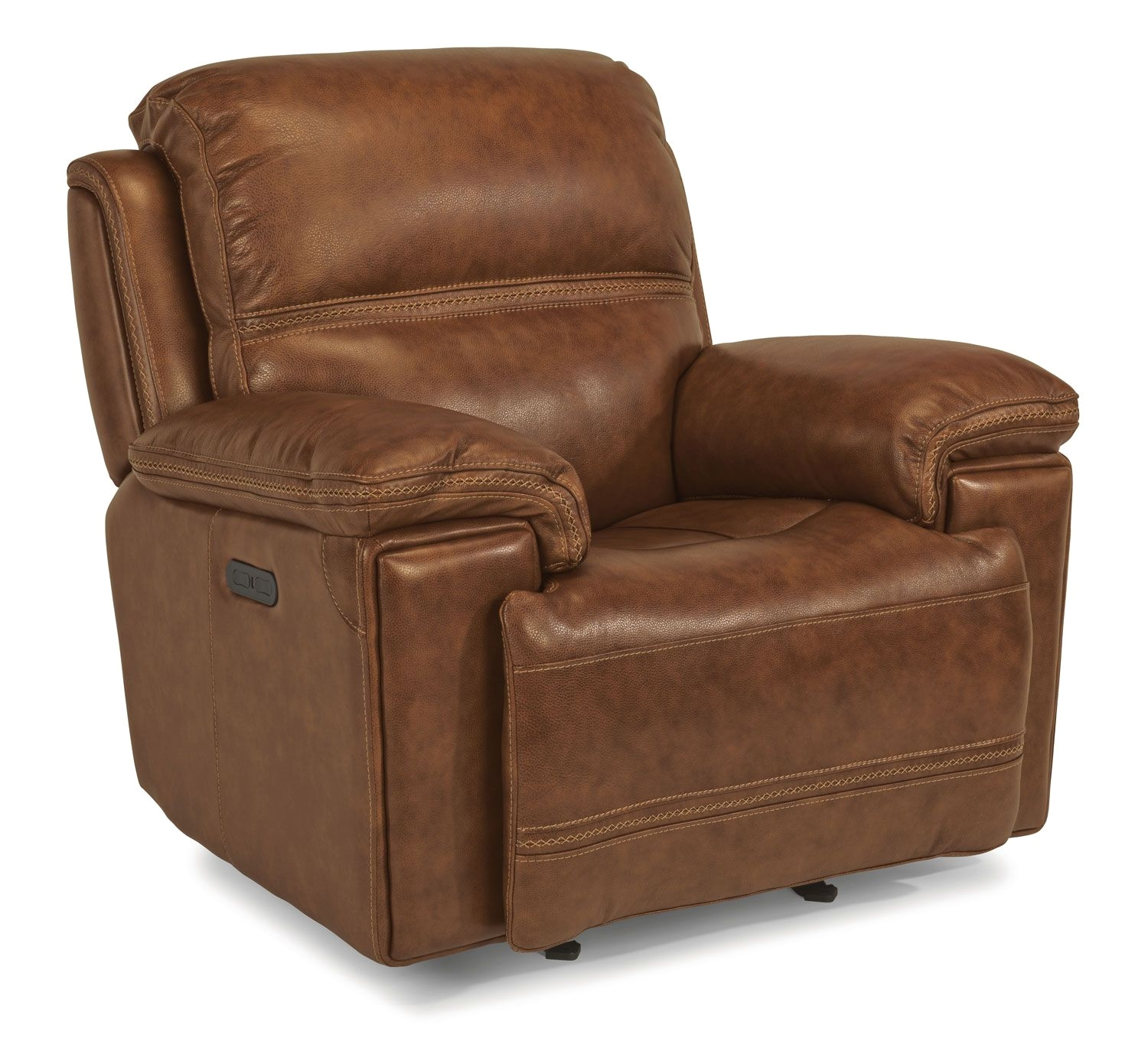 Lay Flat Recliner Chairs Uk Fenwick Leather Power Reclining sofa with Power Headrests by