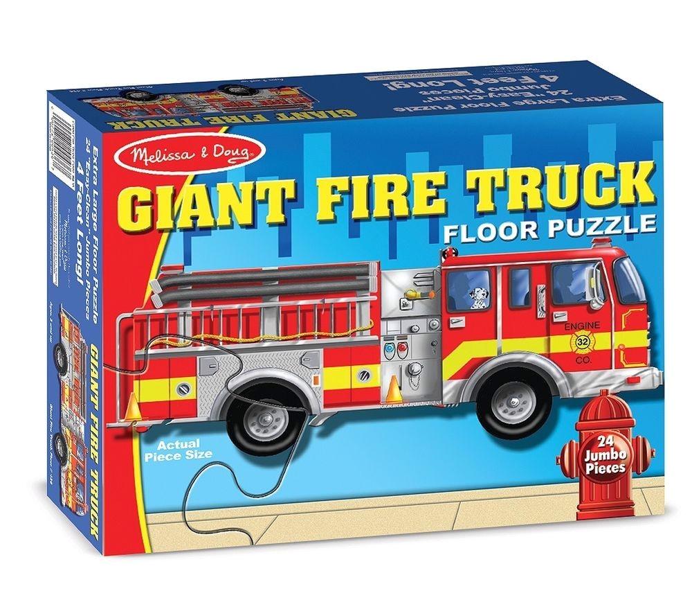 Melissa and Doug Floor Puzzles Fire Truck 46 Inspirational Melissa and Doug 24 Piece Puzzles Gallery 75234