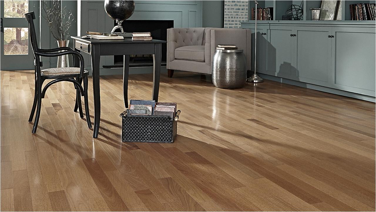 Most Durable Hardwood Floors 3 4 X 3 1 4 Amber Brazilian Oak