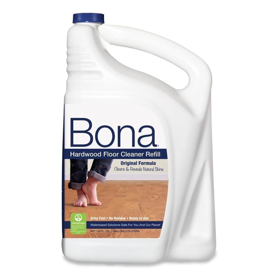 Quick Shine Floor Cleaner Lowes Shop Bona 128 Fl Oz Wood Cleaner at Lowes Com