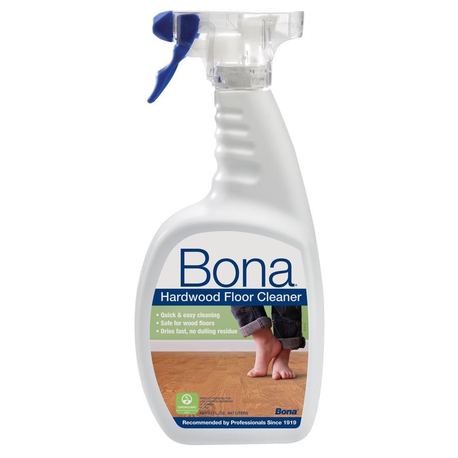 Quick Shine Floor Cleaner Lowes Shop Bona 32 Fl Oz Wood Cleaner at Lowes Com