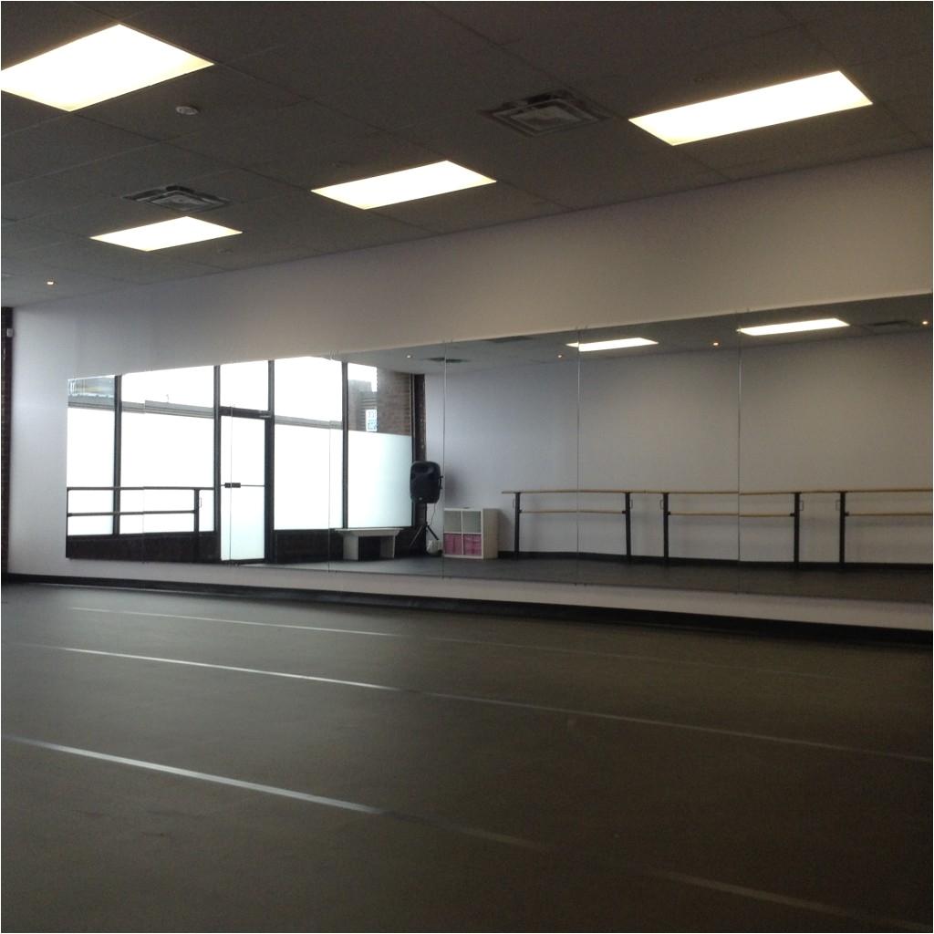 Rosco Dance Floor Canada Facility Artistic Dance Scene