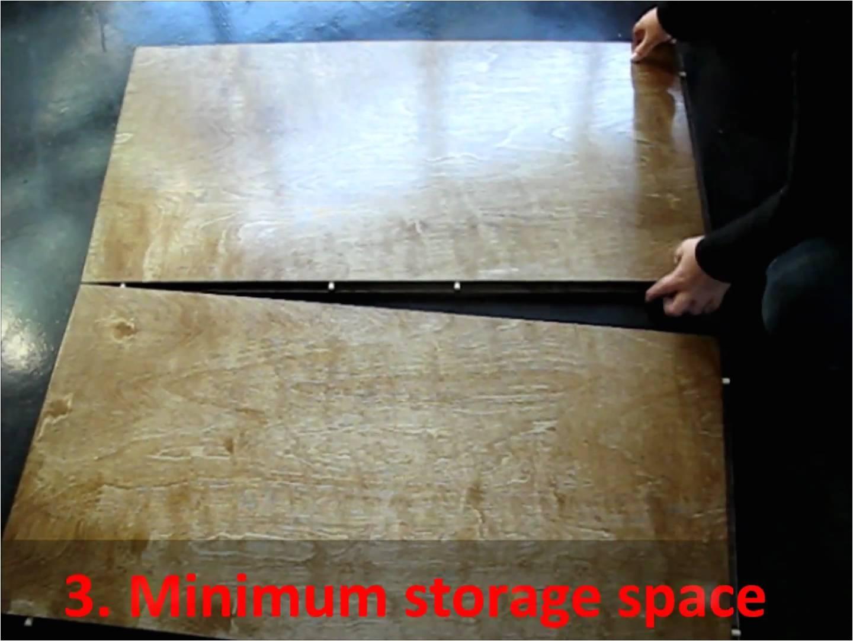 Rosco Dance Floor Canada Portable Light Tap Dance Floor New Tappin Floor 3  Of 7 Youtube