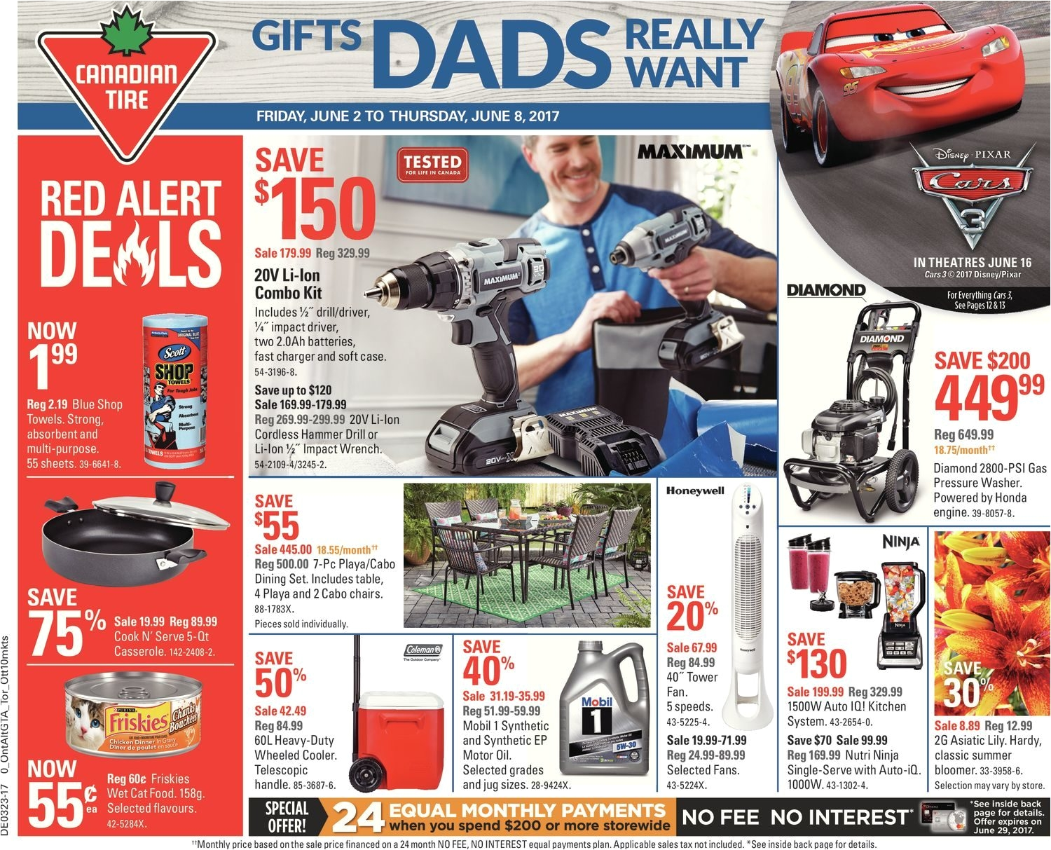 Rubbermaid Floor Mats Canadian Tire Canadian Tire Weekly Flyer Gifts Dads Really Want Jun 2 8