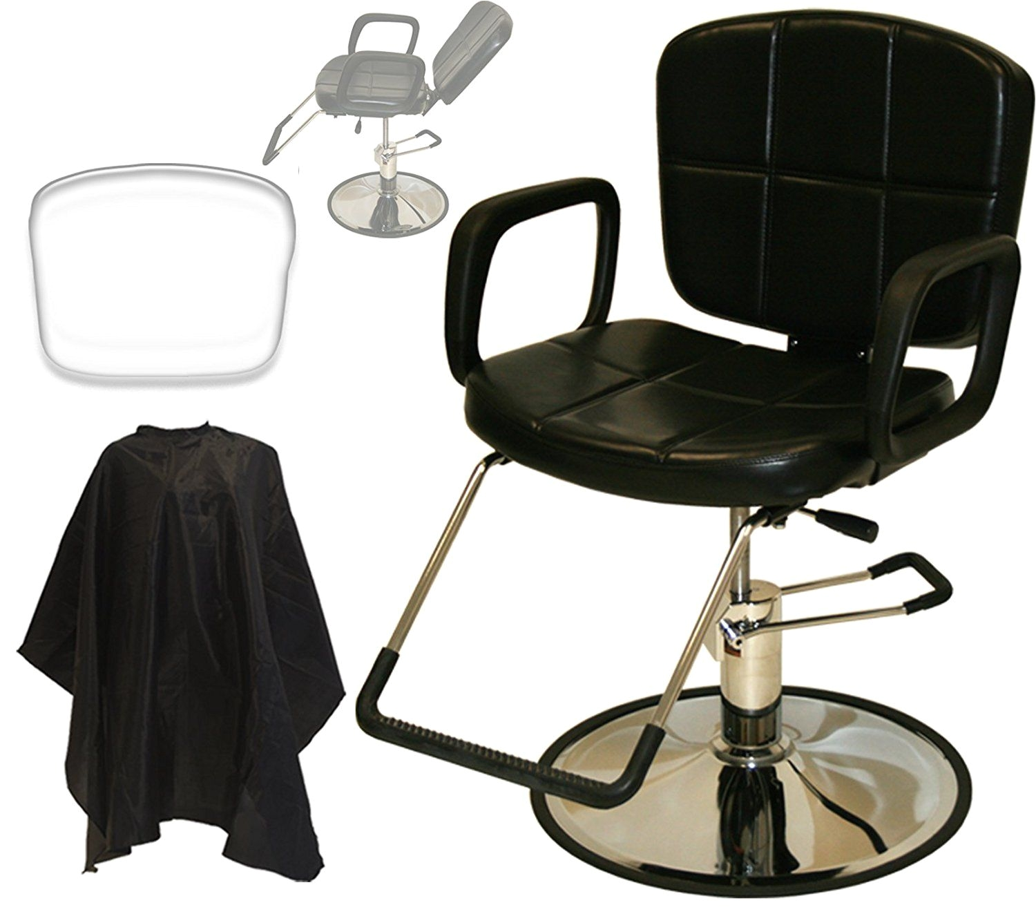 Shampoo Chair for Sale Amazon Com Lcl Beauty Reclining Hydraulic All Purpose Cutting