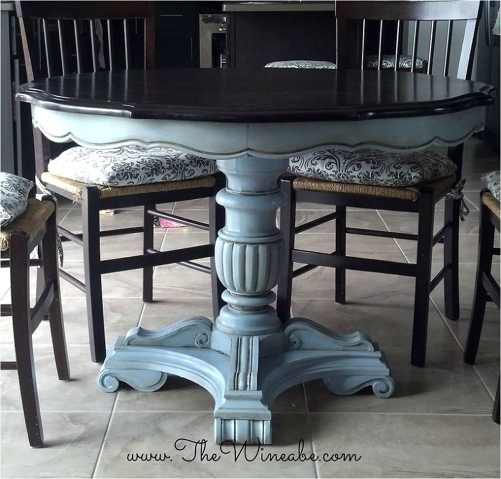 Ski Lift Chair for Sale Craigslist Refurbished Craisglist Kitchen Table with Annie Sloan Chalk Paint
