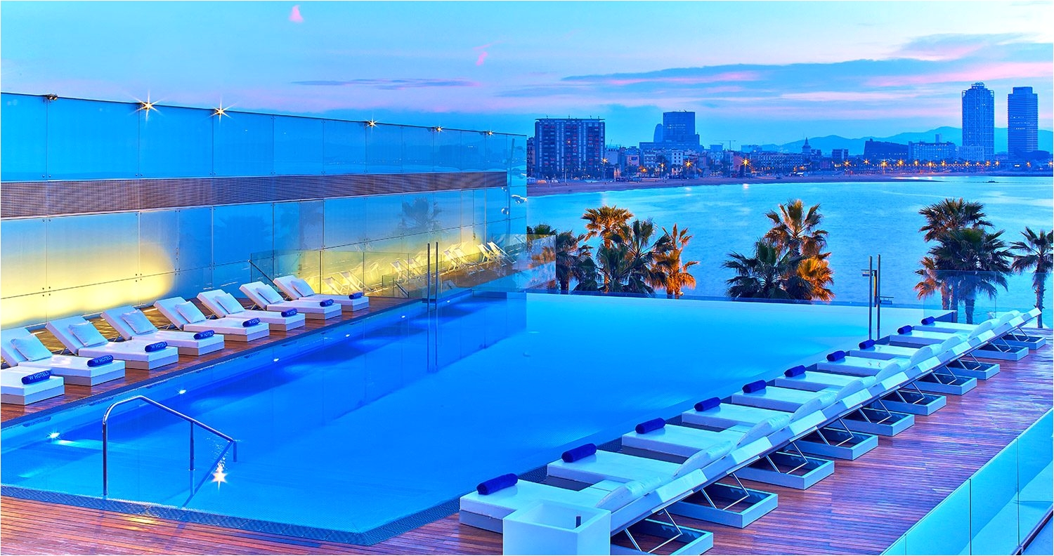 Swimming Pool Floor Padding Six Of the Best Hotels In Barcelona Insider City Guides