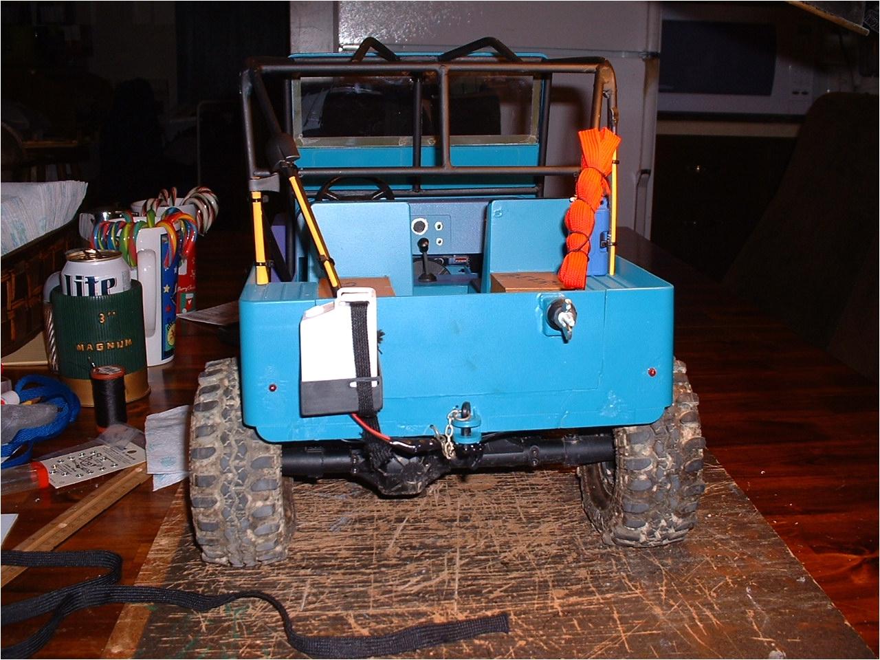 Tiger Hawk Floor Machine 1 6 G I Joe Jeep Page 3 Rcu forums