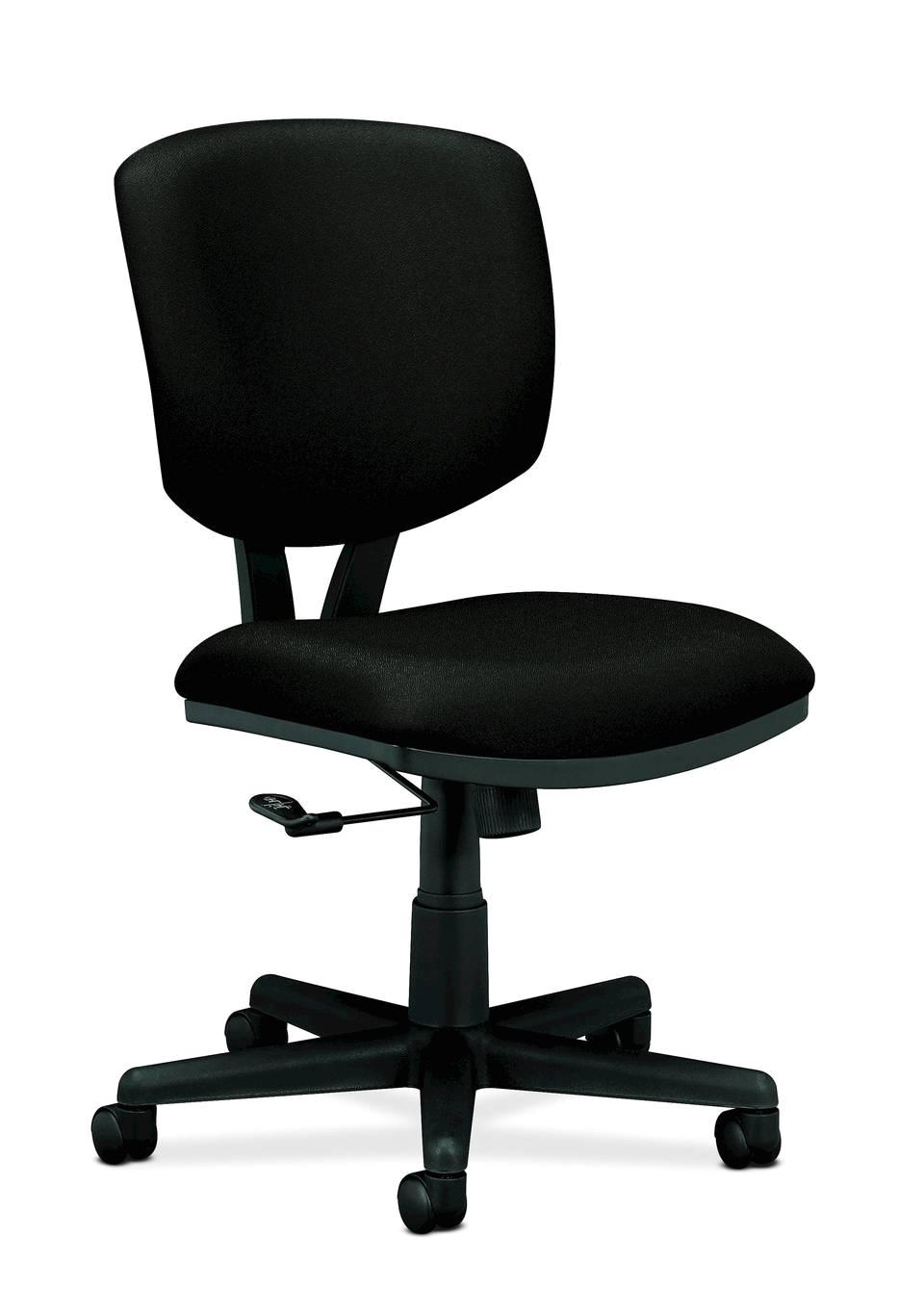 Top 10 Office Chairs Under $500 Hon Volt 5701 Basic Swivel Task Chair 40 H X 25 34 W X 25 34 D Black