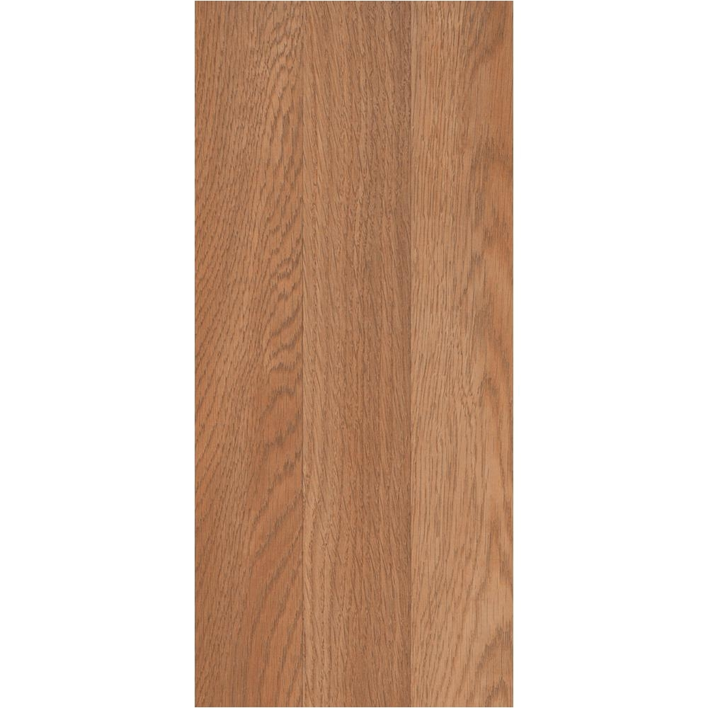 Trafficmaster Glueless Laminate Flooring Ainsley Oak Trafficmaster Gladstone Oak 7 Mm Thick X 7 2 3 In Wide X 50 4 5 In