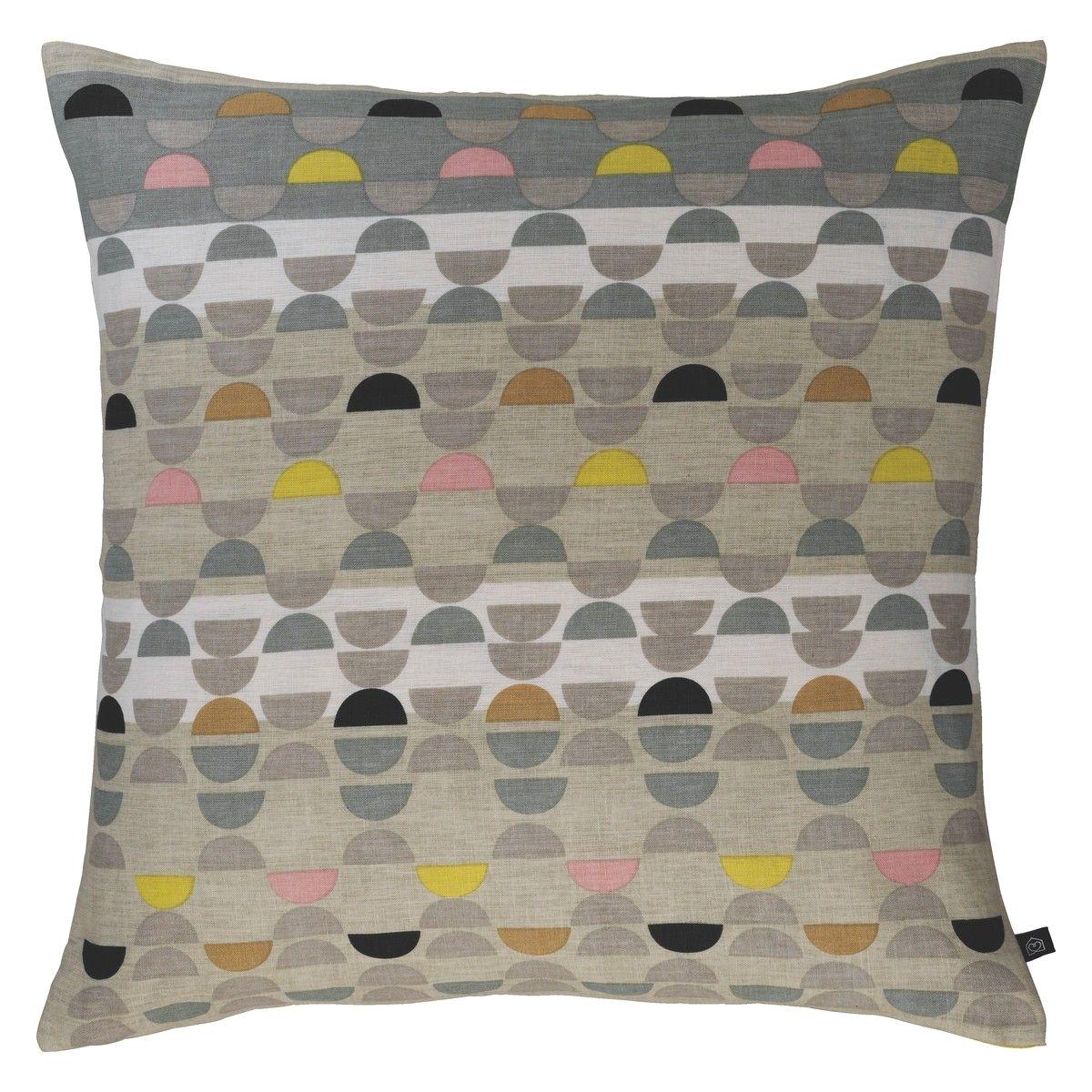 Velvet Floor Cushions Uk Odeon Multi Coloured Patterned Cushion 60 X 60cm Buy now at