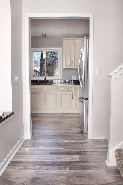 Vinyl Wood Plank Flooring On Walls Grey Laminate Living Room Ideas Pinte
