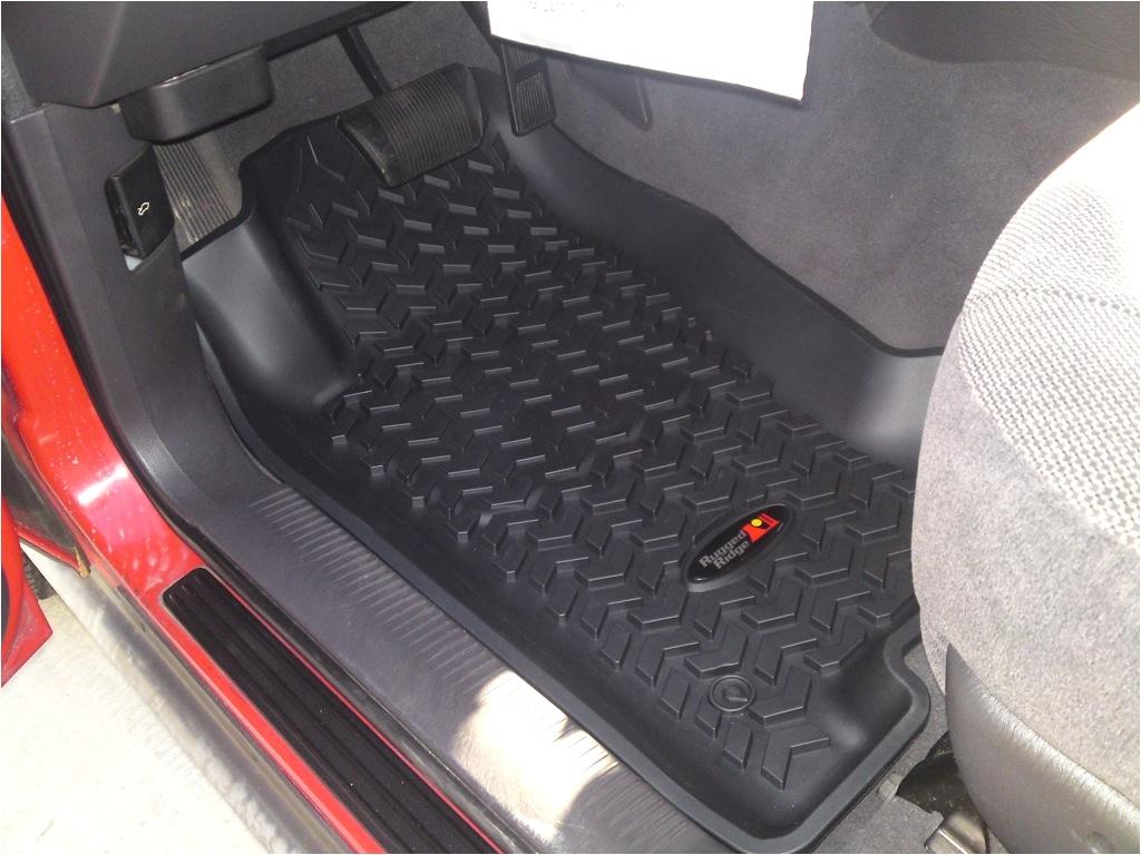 Weathertech Vs Husky Floor Liners Impressive Design Rugged Floor Mats Delightful Husky Vs Weathertech