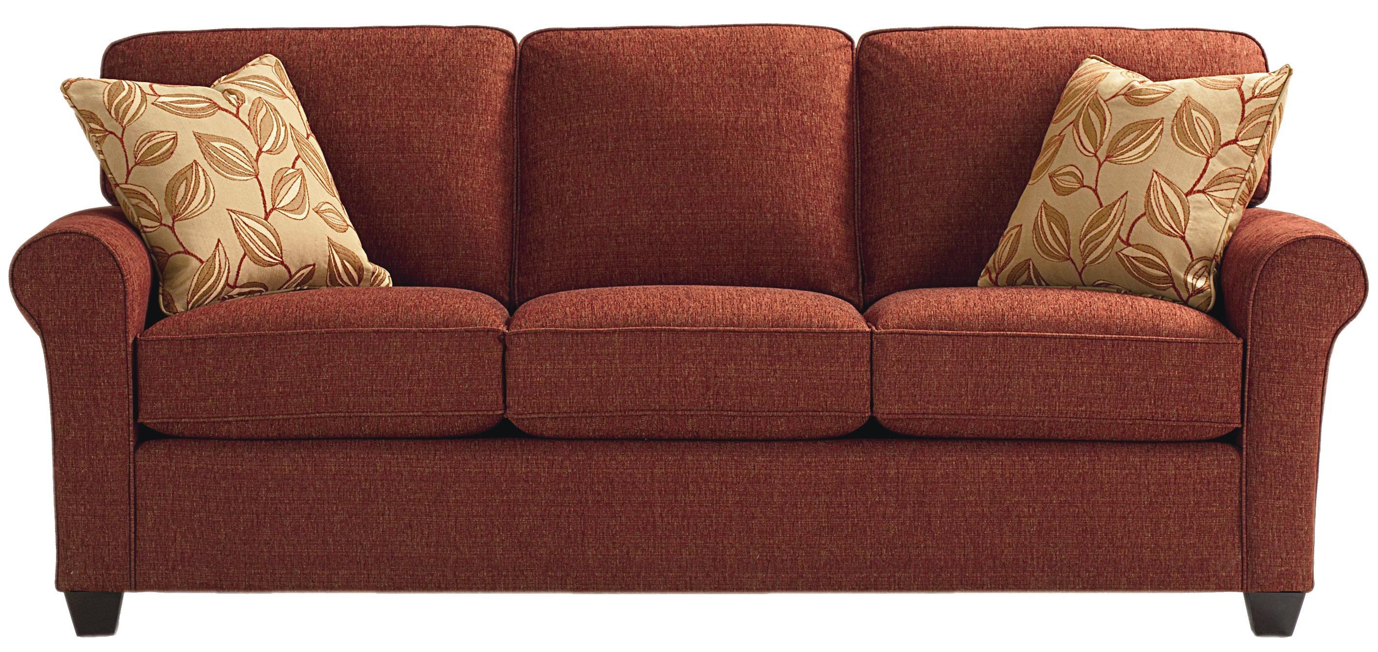 Bassett Furniture Baton Rouge Bassett Brewster Upholstered Stationary sofa Ahfa sofa Dealer