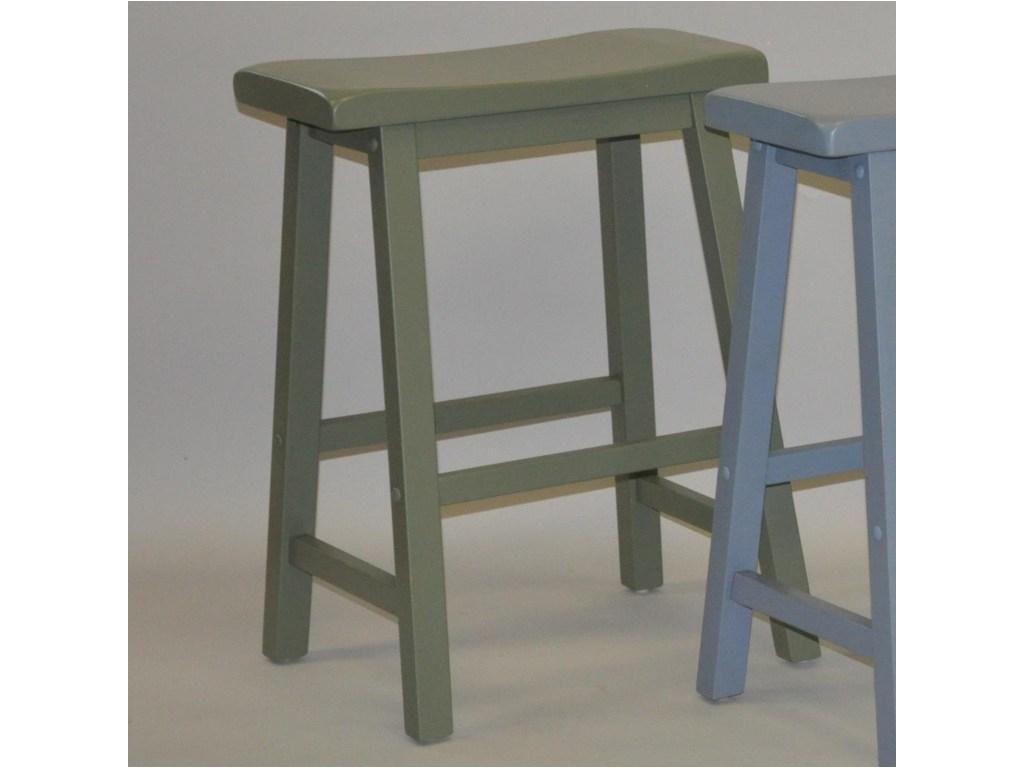 bar stools 24 saddle stool by e c i furniture