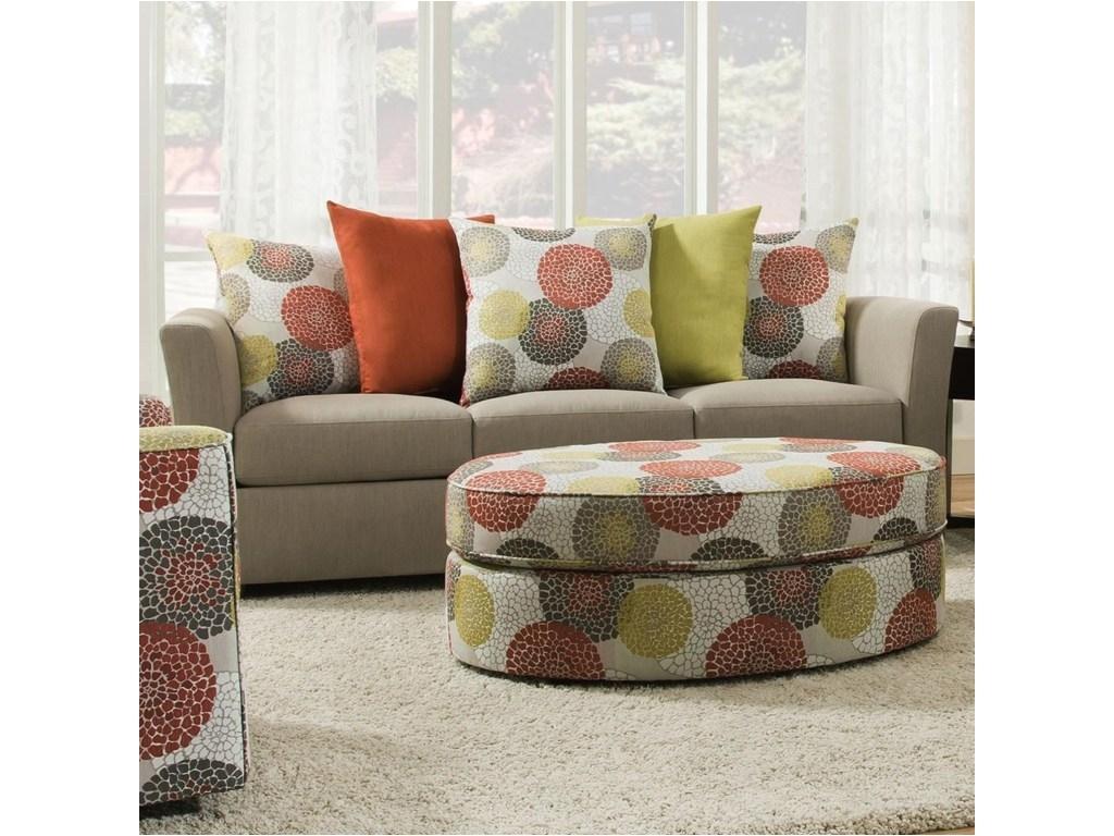 simmons upholstery 4201sofa