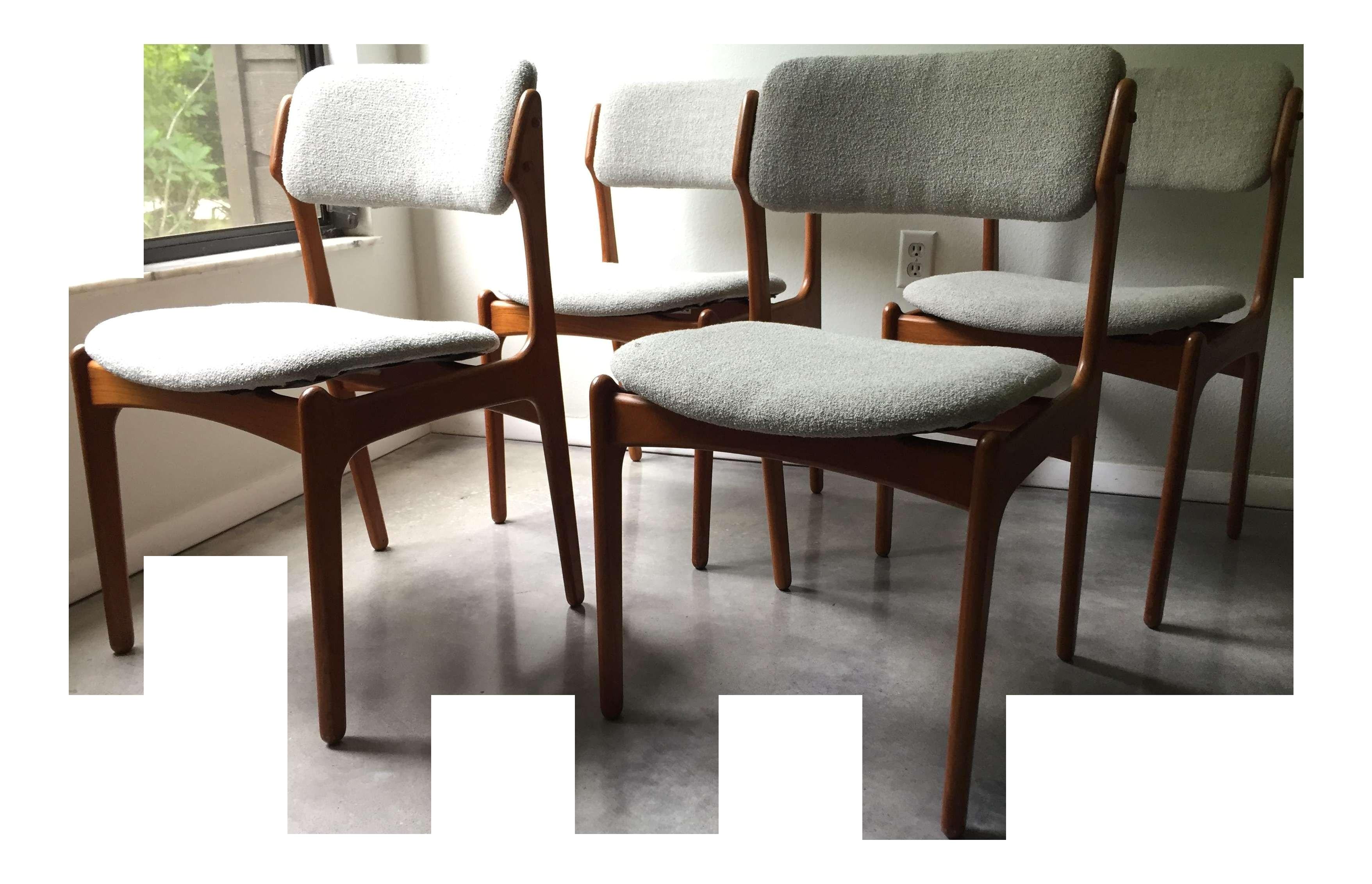 dining room tables decorate ideas modern cool sets popular vintage erik buck o d mobler
