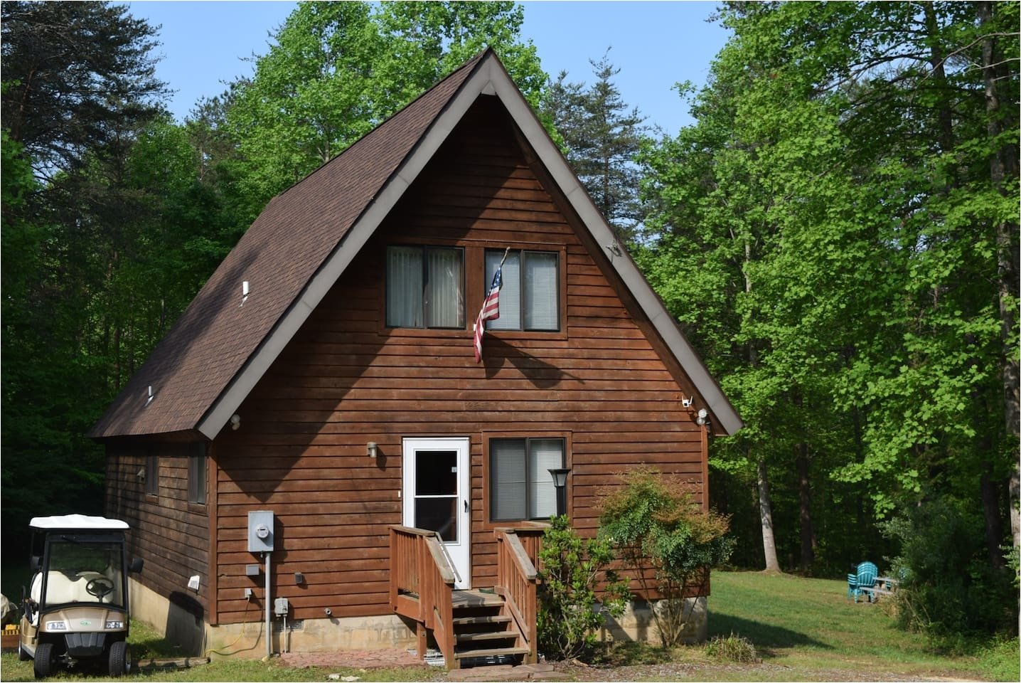bluewater retreat at lake anna cabins for rent in mineral virginia united states