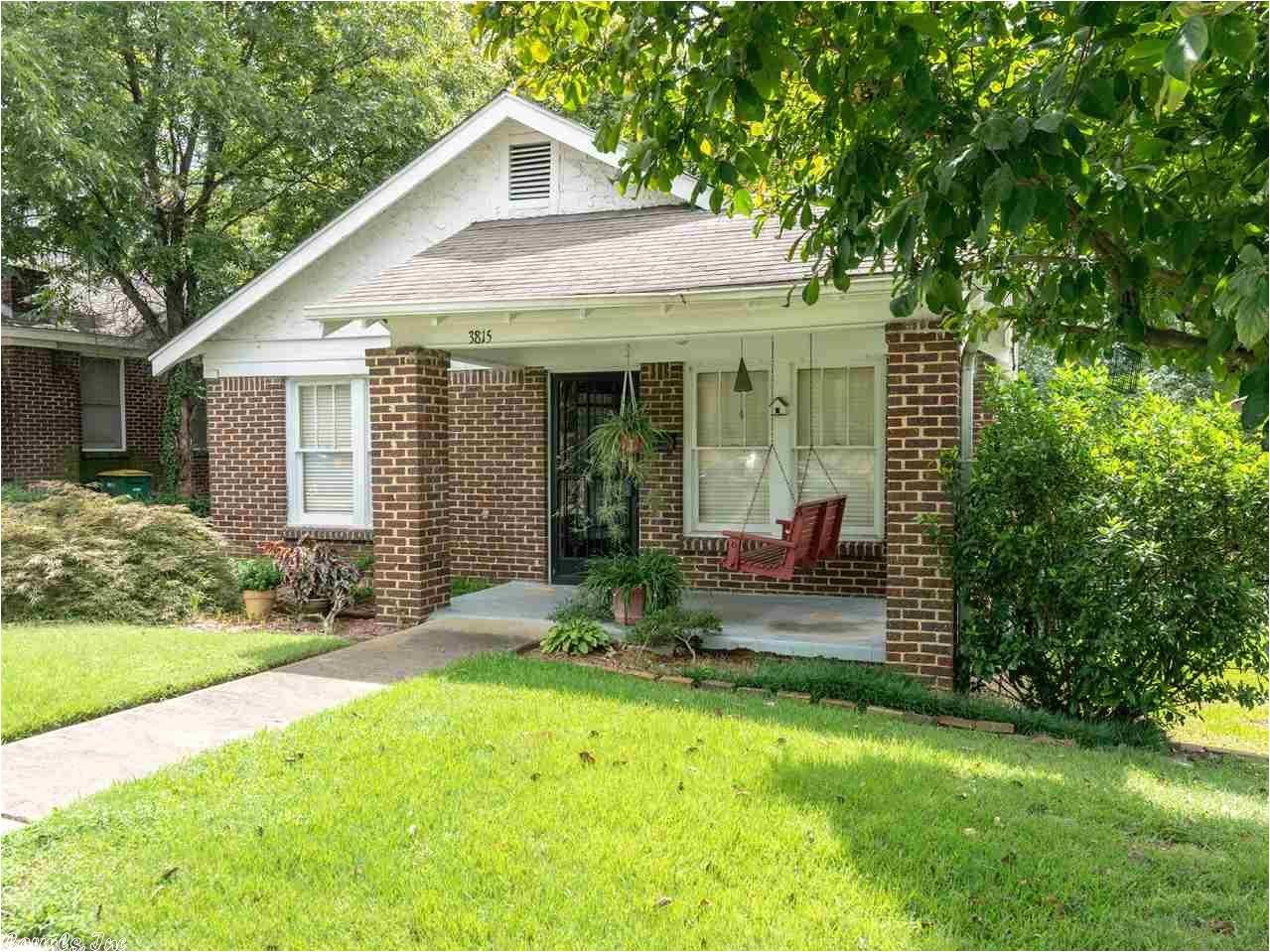 Homes For Rent In Little Rock Ar 3815 W Capitol Avenue Little Rock