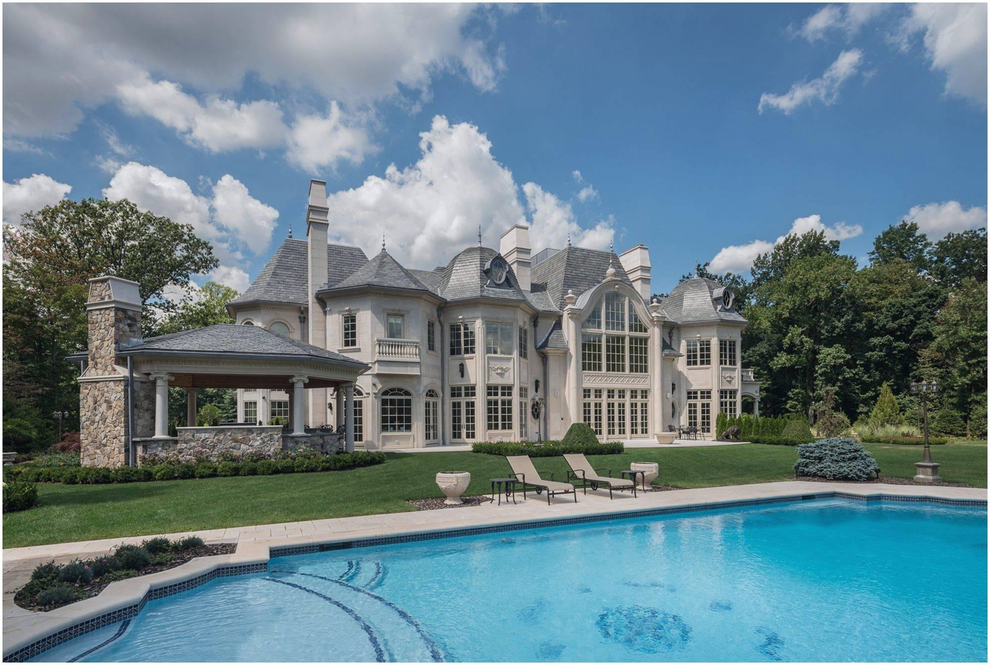 best of stone mansion alpine nj floor plan elegant chateau de la roche for option tiny house nj