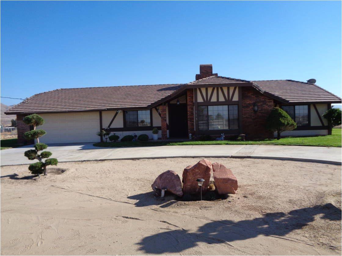 horse property for sale in san bernardino county in california beautifu l3 bdrm 2bth home