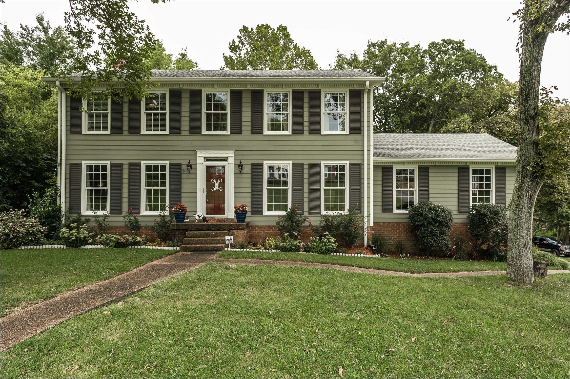 Homes for Sale In Hendersonville Tennessee 129 Ervin Dr Hendersonville Mls 1859928