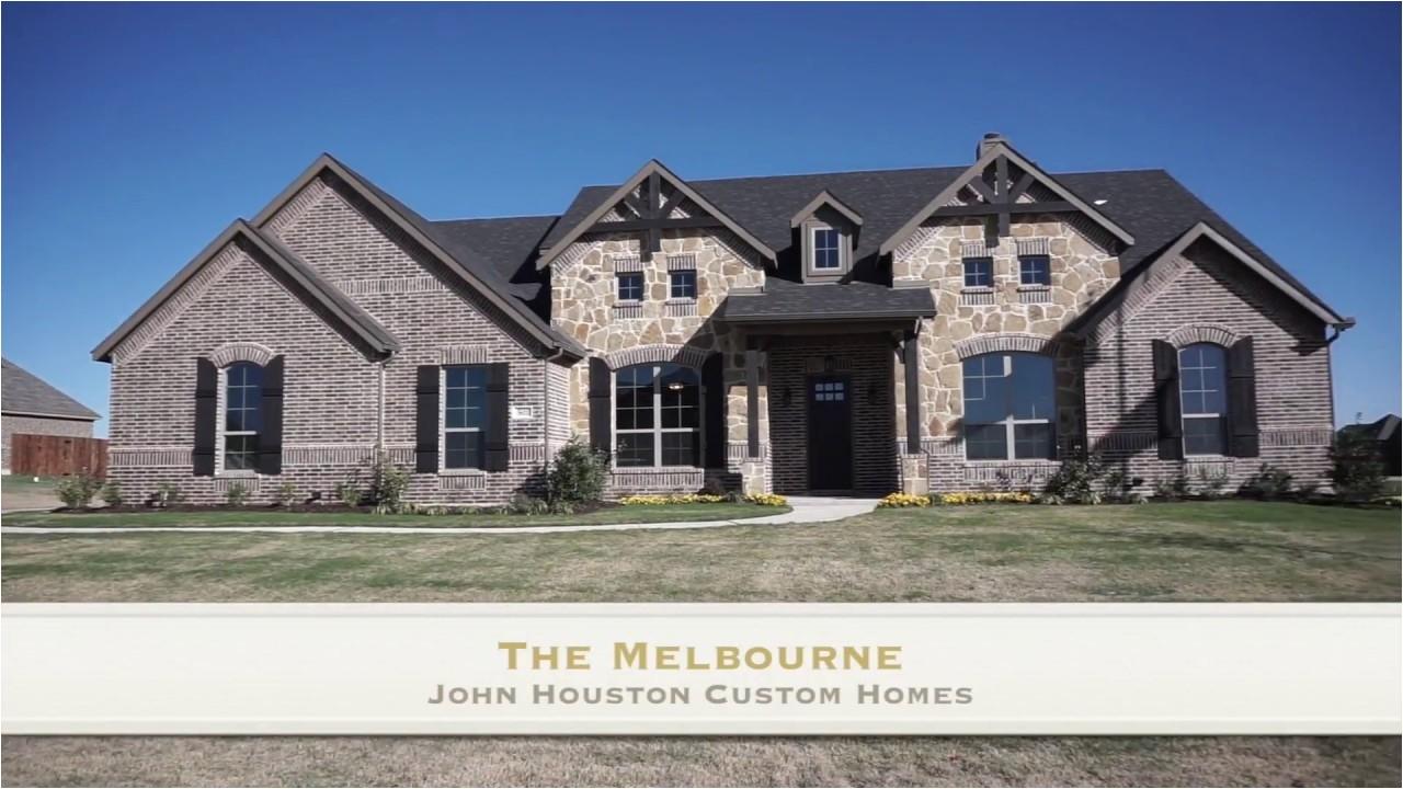 new custom home in midlothian texas