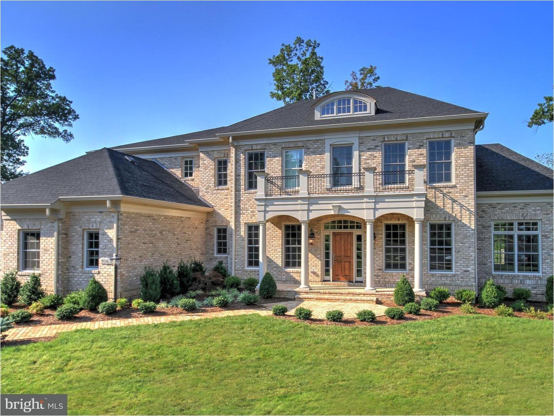 single family home for sale at 2550 vale ridge court 2550 vale ridge court oakton