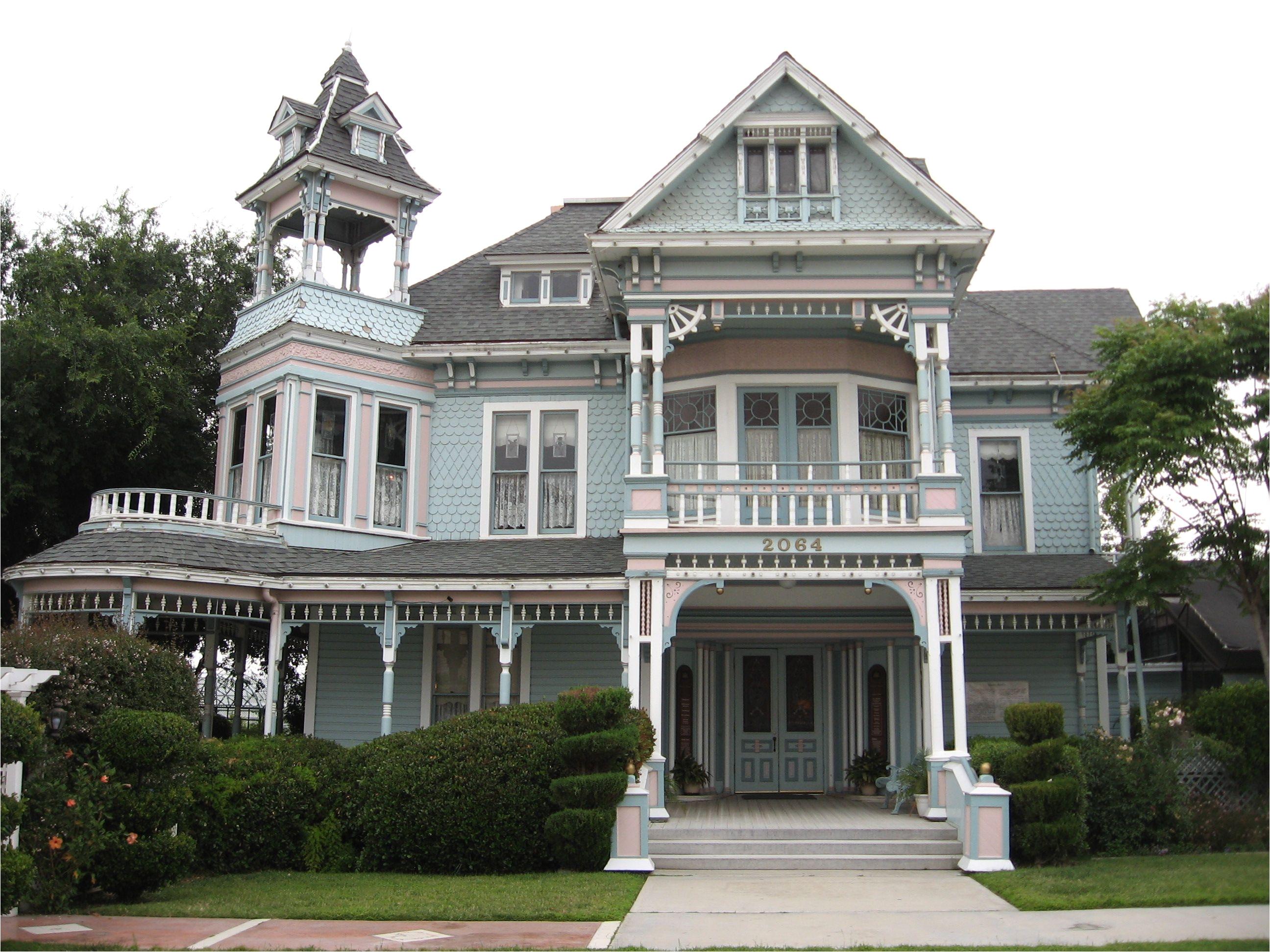 1890 edwards mansion in redlands california