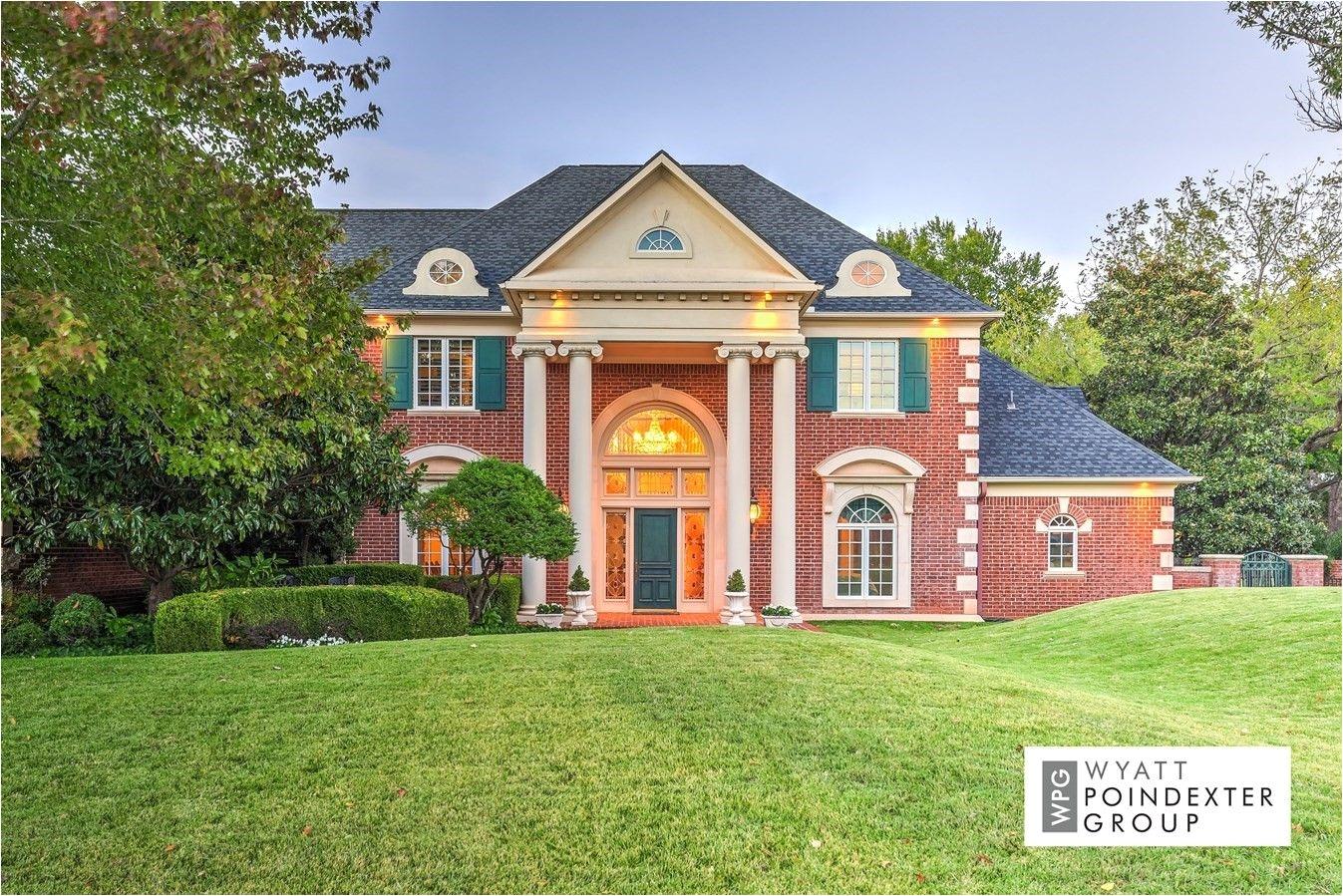 wyattpoindexter com keller williams realty elite in oklahoma city oklahoma luxury homes real estate edmond nichols hills